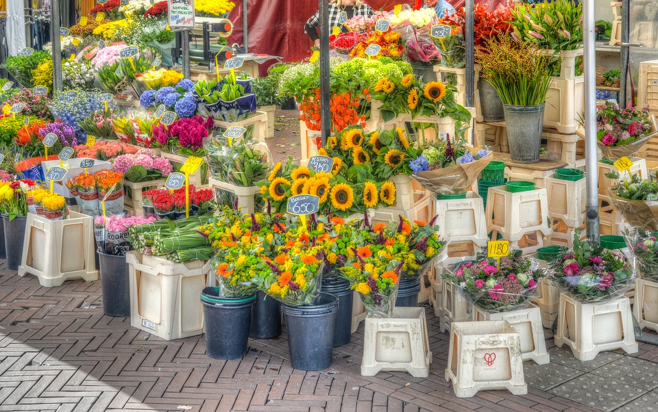 How to Expand Customer Base of a Flower Shop?